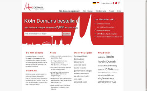 Domain.koeln: Ming Domain